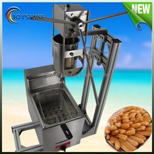 Spanish sweet donut churro filler machine