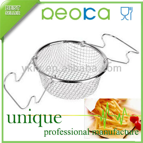 EU Standard Stainless Seel French fries Basket