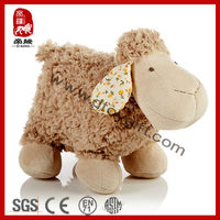 Wholesale ICTI SEDEX Stuffed Sheep Plush Toy