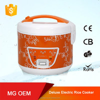Deluxe industrial electric commercial big size rice cooker with steamboat