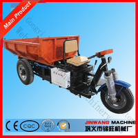 new green three wheel mini truck/superior motorcycle truck 3-wheel tricycle/chinese tricycle for sale