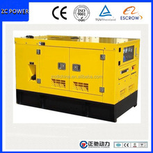High quality electrical equipment alternator diesel generating set