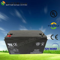 Rechargeable long life high quality solar 12v sonnenschein batteries
