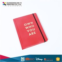 2017 New arrived notebook,excellent quality leather note book/hardcover notebook with custom logo