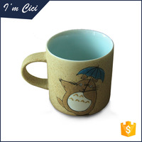 Christmas ceramic coffee and tea cat mug CC-C130