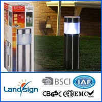 Cixi Landsign Outdoor Lighting Type Landscape Lighting Series High Quality SS Solar Garden Stakes Light