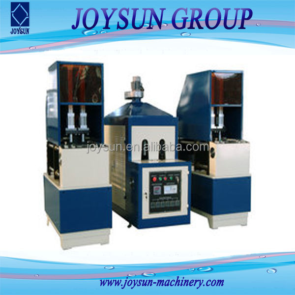 pet blowing machine semi automatic