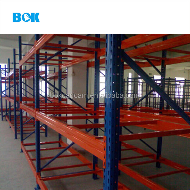 High quality steel metal heavy duty rack warehouse storage pallet racking for new warehouse