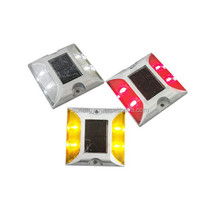 flash or constantly flash highly strength Alumnium Alloy solar road stud