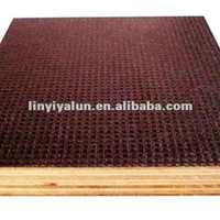 Anti Slip Film Faced Plywood For