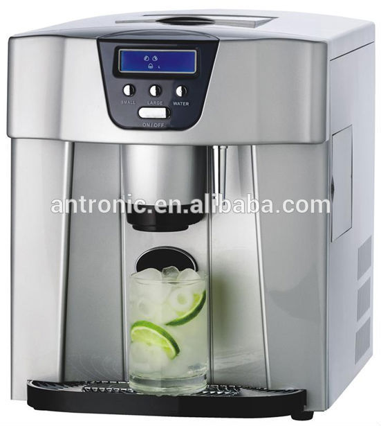 ATC-IM-10B Antronic Bag Ice Dispenser | Ice Maker With Water Cooler | High Quality Ice Maker Bottled Water