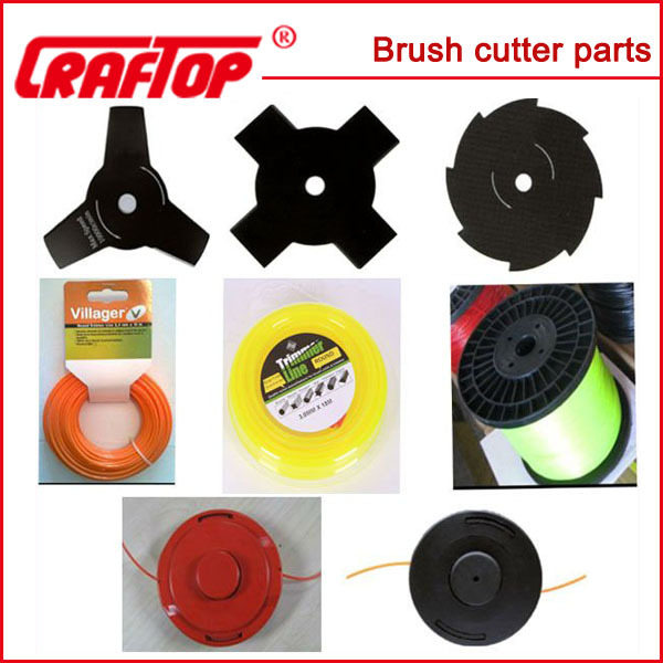 trimmer line trimmer heads blades and spare parts for brush cutters