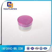 Cone Shape 15g Cosmetic Plastic Jar Wholesale