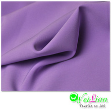 Polyester spandex stretch knitted fabric for shorts