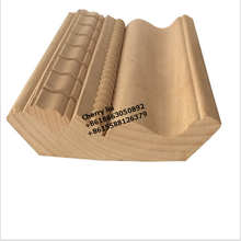 solid beech wood furniture cornice corner ceiling moulding
