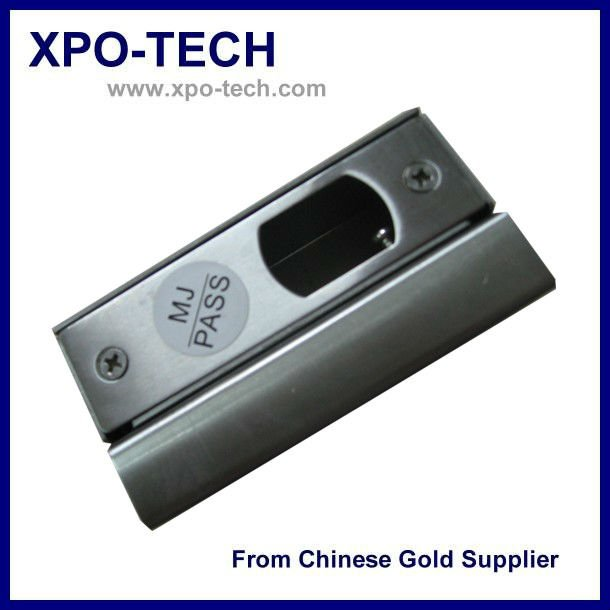 Xpo-031 Small Stainless Steel Bracket for Electric Bolt Lock