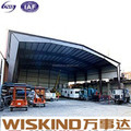 China economic steel structure aircraft hangar