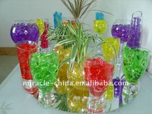 Colorful Water Beeds for flowers and indoor plants,aromatic