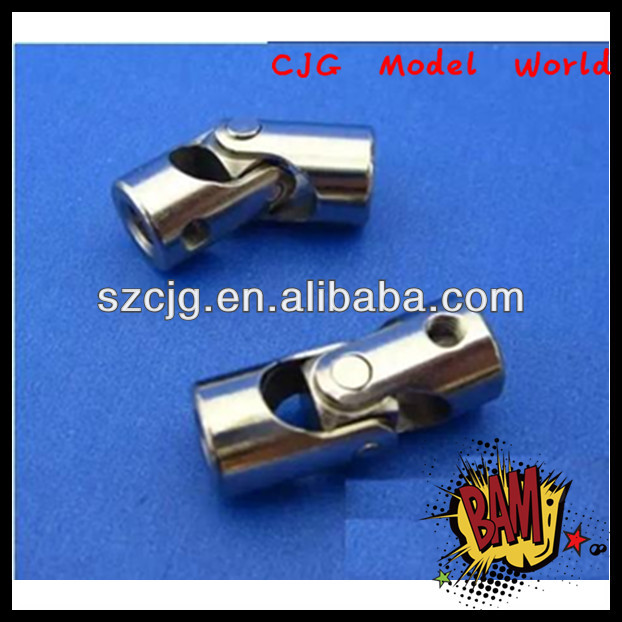Cheap price RC Car plane boat Spare Parts steel Universal Joint