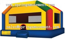Inflatable jumper bouncer for kids play SP-IB088