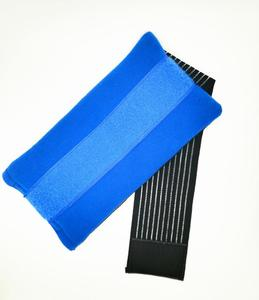Flexible Gel Ice Pack Wrap with Elastic Straps for Hot Cold Therapy