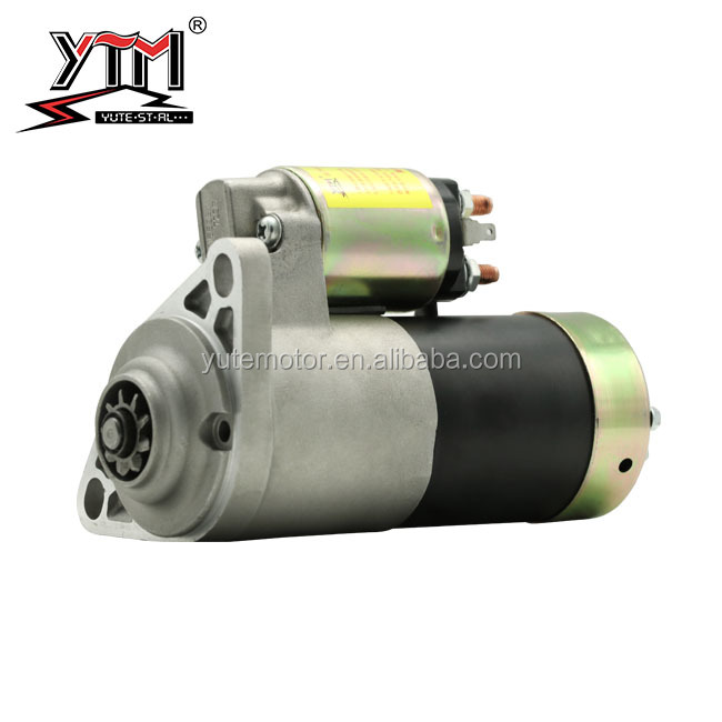 Powerful electric starter motor M001T66081 M2T54083 M2T54091 185086291 10419R801 SBA185086510 550185085600 5747086560 M8T70071