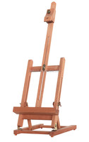 Wholesales Beech wood Collapsible Small Tabletop sketching easel for painting or displaying advertiment 2017