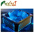 2018 indoor portable spa hot tub with Multi color LED bell