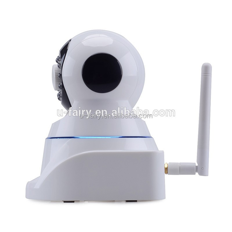 essential supervisory of z-wave intelligent 360 degree IP camera with remote control system for secutity