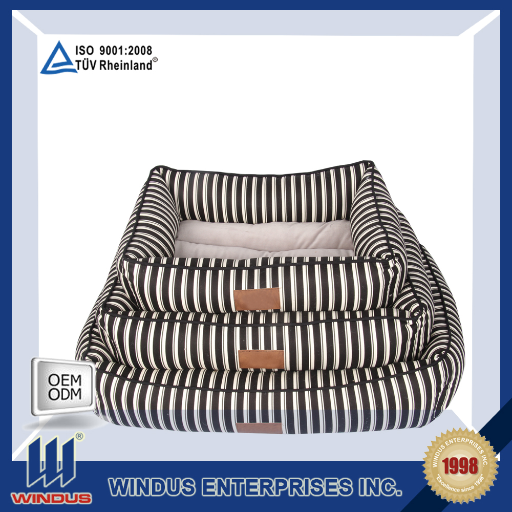 pet dog bed cushion