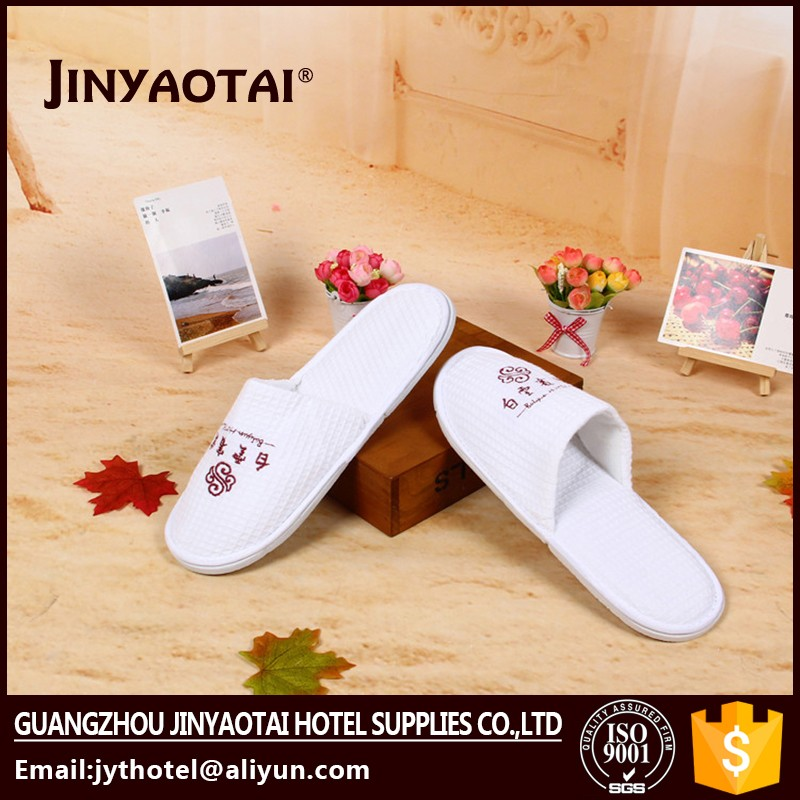 Disposable Non Woven Slippers, Hotel Personalized Slippers, Spa Slippers