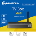 Hot Selling RK3368 Octa Core Free Arab Sex Movies 4K TT Real TV Box