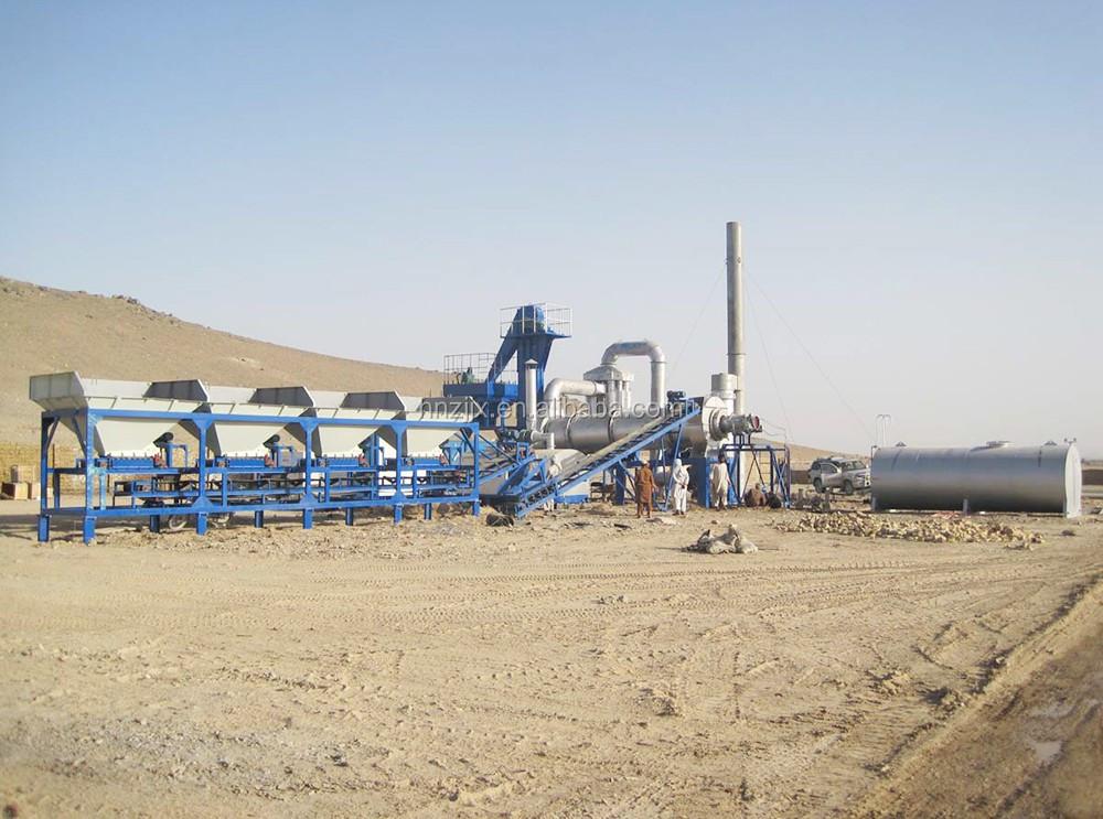 Mini Asphalt Plant : Mini asphalt plant for small road projects buy