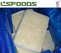 China wholesale frozen garlic paste in bulk for export