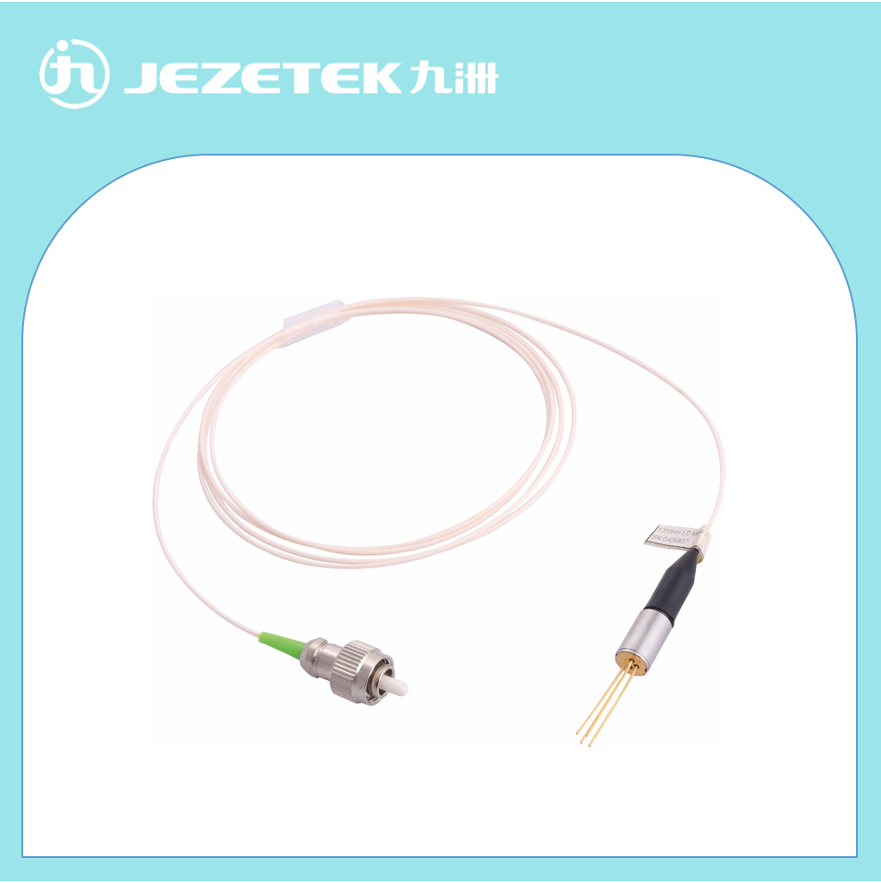 1310nm laser diode with high Power 10dbm DFB coaxial pigtail