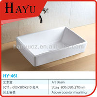 HY461 ideal standard rectangular dolomite sanitary ware