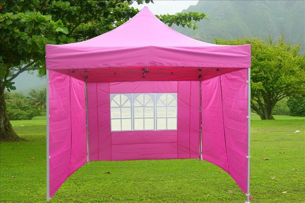 10x10' outdoor garden canopy waterproof