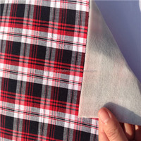 Grid cloth fabric with sponge net fabric
