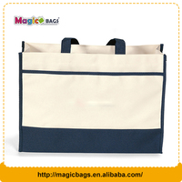 China wholesale durable 600D Polyester reusable folding shopping bag
