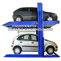 Cheap hydromatic two post valet car parking system for sale