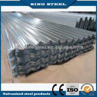 China trade goods gi roof sheets size