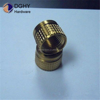 China factory hot sale shaft sleeve/brass sleeve nut /threaded bolt sleeve