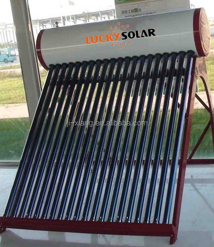 Unpressurized BEARING Solar Water heater Thermal Energy storage tank