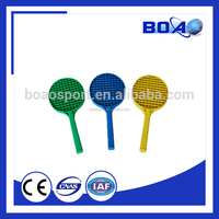 Plastic Kids Tennis Ball Racket With