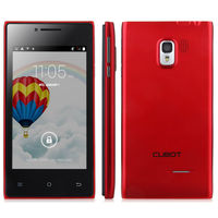 Cubot GT72+ 4.0 Inch Dual Core Mobile Phone 4GB ROM Android 4.4.2 WCDMA 3G cheap Smartphone 5MP Camera CellPhone