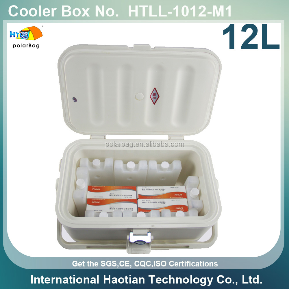 Medication Usage Economical Injection PP Material Practical portable vaccine cooler box