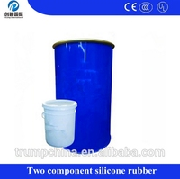Double adhesive two components silicone sealant