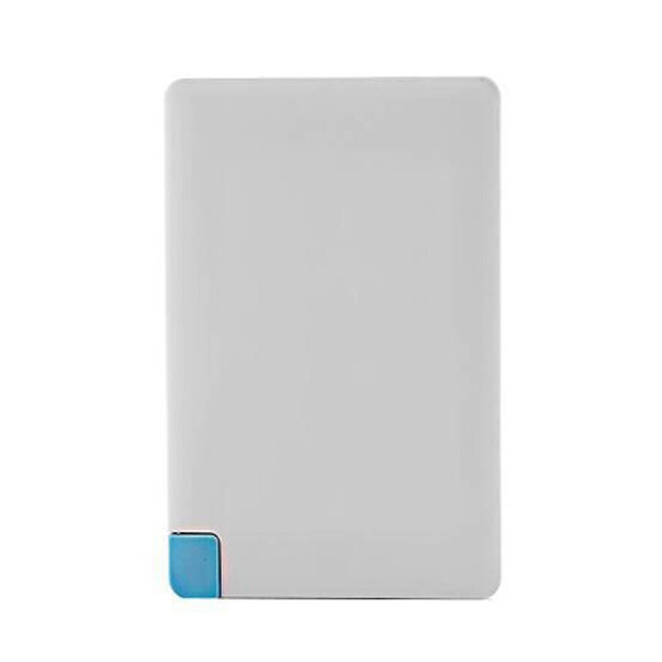 Credit card Power Bank 2500mAh Portable Mobile Power Bank,Ultra Slim PowerBank ,Portable Charger