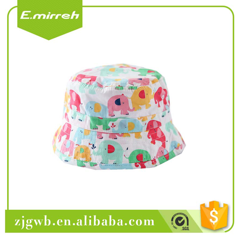 New design Image strapping buy bucket hat string for children
