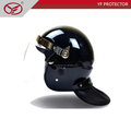 Violence control anti riot helmet for military protection